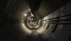 Minuto Clix: así avanza el túnel de alta velocidad de Elon Musk