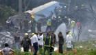 Accidente aéreo en Cuba: avanza identificación de mexicanos