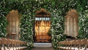 Enrique y Meghan: ¿qué hicieron con tantas flores?