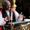 Este obispo negro causó furor en la boda real