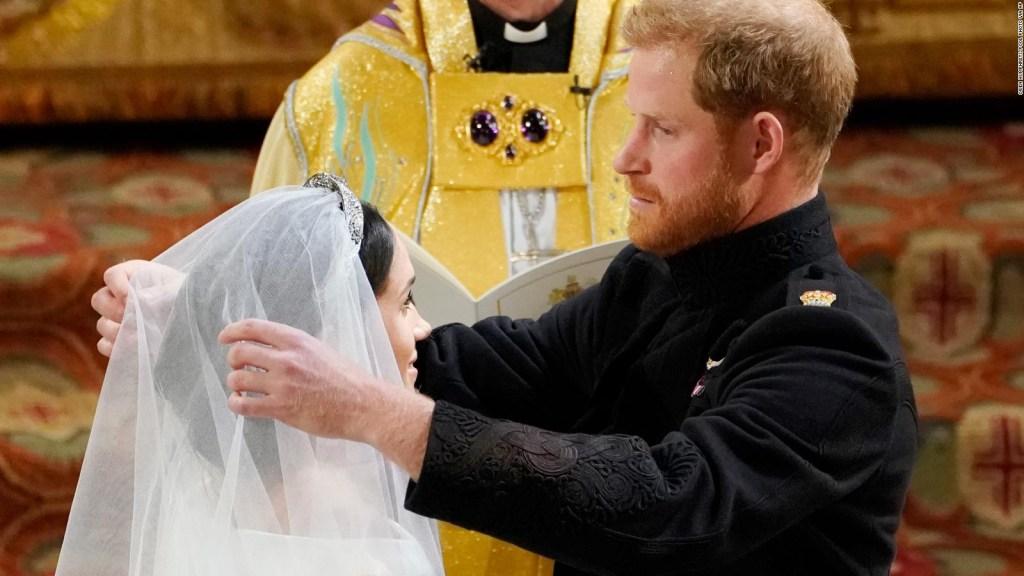 #LaCifraDelDia: 29 millones de televidentes en EE.UU. madrugaron para ver la boda real