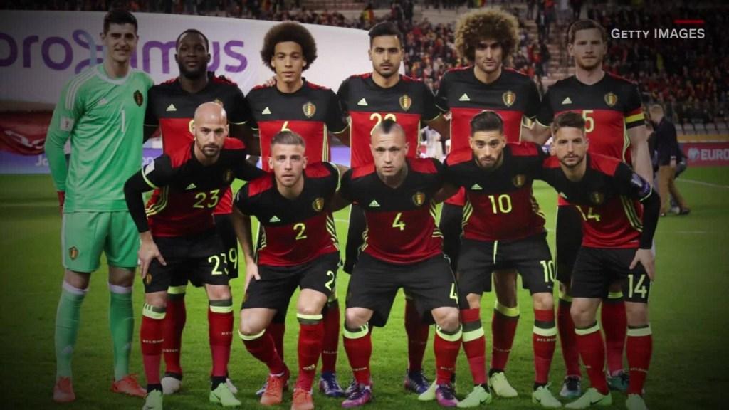Bélgica, llamada a brillar en el Mundial de Rusia 2018