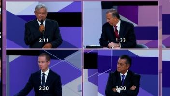 Mexicanos en la frontera piden seguridad tras segundo debate