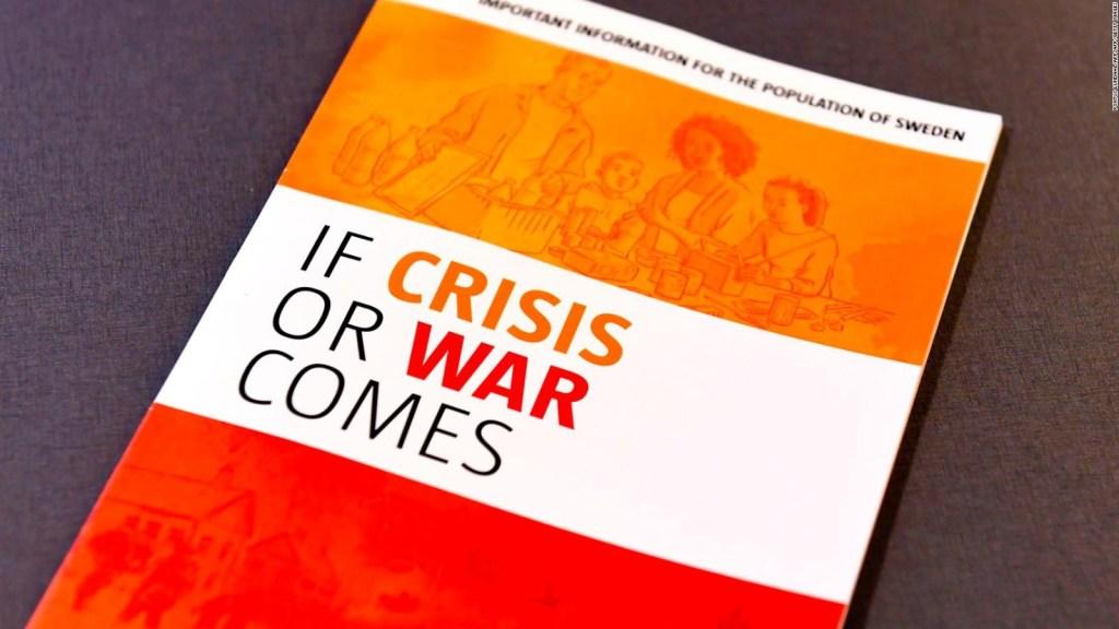 Suecia: ¿con paranoia de guerra?