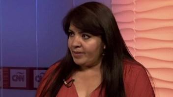 Nestora Salgado: Que digan en mi cara que yo secuestré
