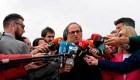 Presidente catalán canceló toma de posesión de sus consejeros