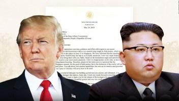 #MinutoCNN: Trump cancela la cumbre con Kim Jong Un
