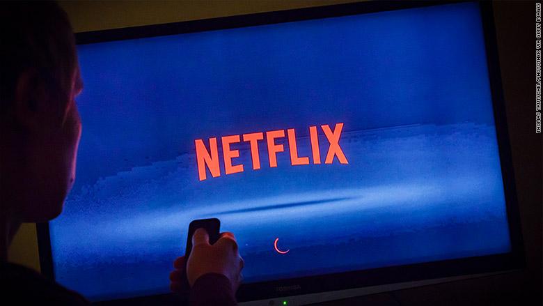 Netflix en televisión