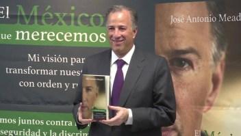 Ya sabemos el título del libro de José Antonio Meade