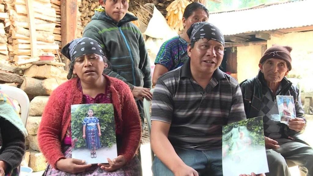 Reclaman el cuerpo de guatemalteca muerta en la frontera