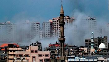Recrudecen las tensiones entre Gaza e Israel