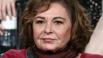 Roseanne Barr en una imagen de archivo.