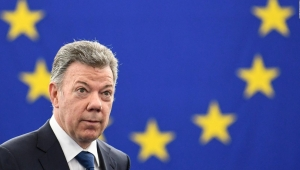 Santos dice que la paz avanza de manera irreversible