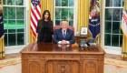 La Casa Blanca da la bienvenida a Kim Kardashian