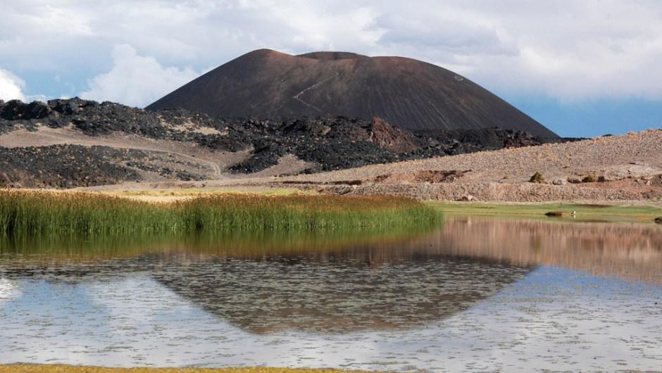 Laguna Antofagasta (Crédito: Turismo Catamarca)