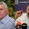 Reinaldo Quijada y Javier Bertucci, candidatos en las elecciones presidenciales de Venezuela (Crédito: UPP89/Getty)