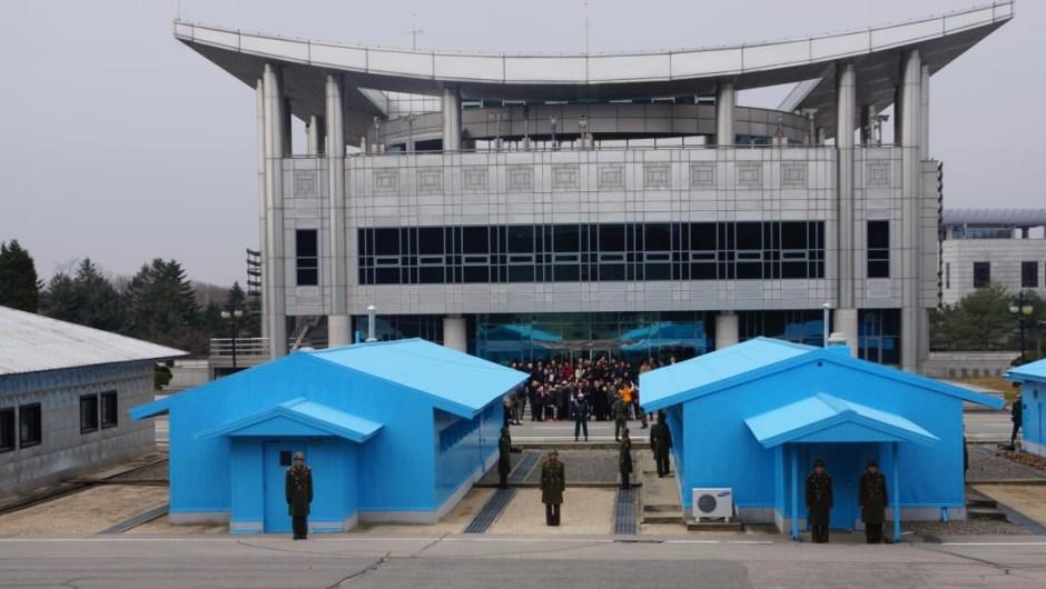 Primeras impresiones: Al imaginar la DMZ de cuatro kilómetros de ancho, aproximadamente 50 kilómetros al norte de Seoul, la primera imagen que se viene a la mente es a menudo el Área de Seguridad Conjunta (JSA).