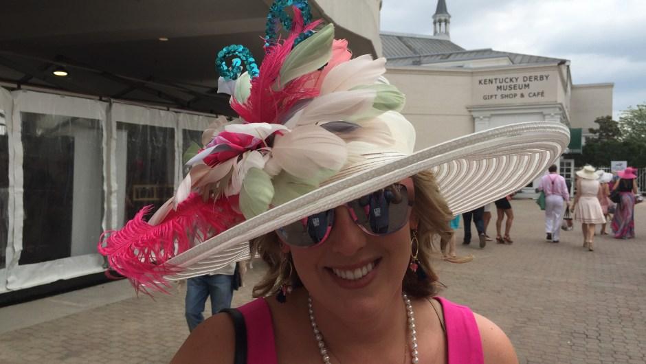 Kentucky Derby 2018: los sombreros más espectaculares