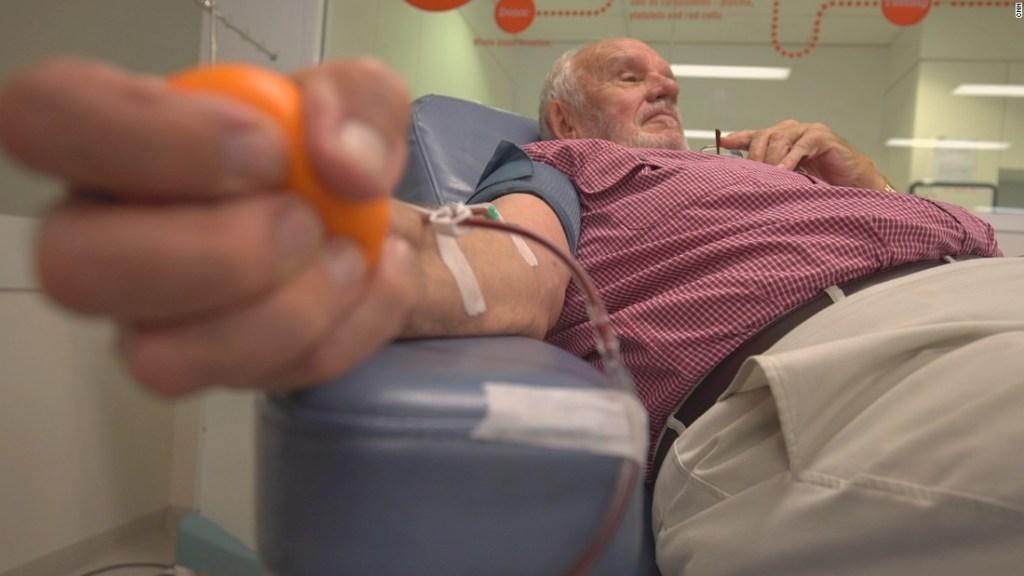 james harrison donante sangre anticuerpos australia