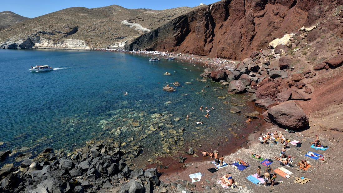 Buscando Una Playa Nudista Estas Son Las 12 Mejores Del Mundo Cnn