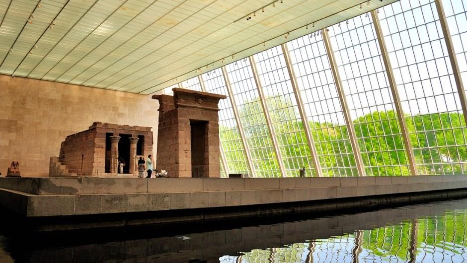 3. Museo Metropolitano de Arte, Nueva York: Fundado en 1870, las colecciones del Met abarcan más de 5.000 años de arte de todo el mundo, incluidas exposiciones monumentales de Egipto.