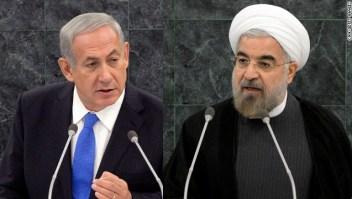 benjamin netanyahu Hassan Rouhani