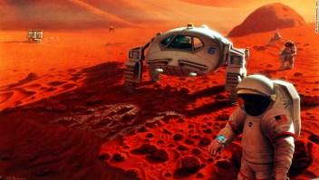 Viaje a Marte