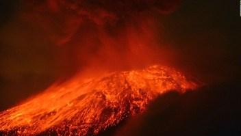 Los 10 volcanes más activos en América Latina