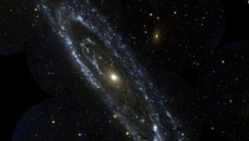 #LaImagenDelDía: una galaxia azul a 288 millones de años luz