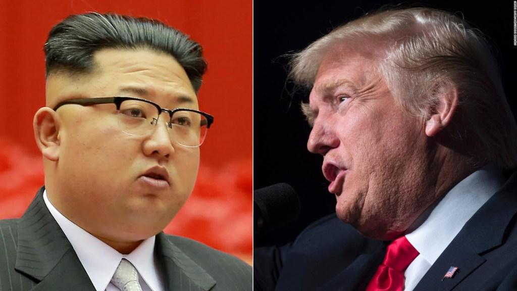 Sí habrá cumbre entre Trump y Kim Jong Un