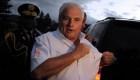 Expresidente Martinelli está hospitalizado en Panamá