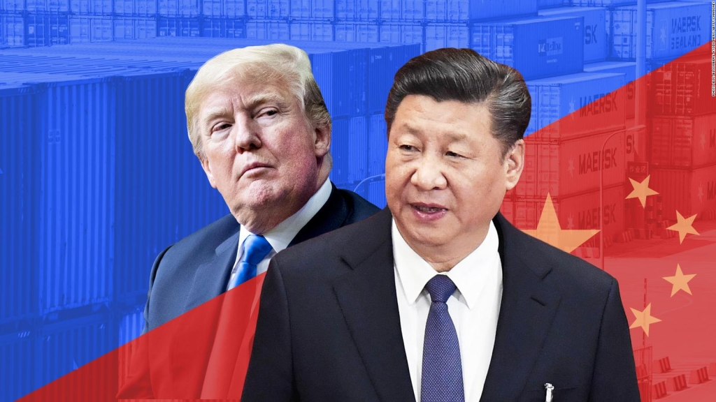 ¿Hizo Donald Trump una declaración formal de guerra comercial a China?
