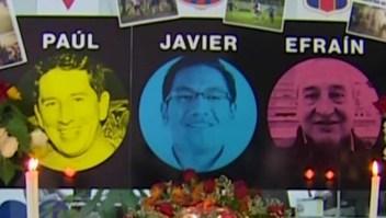 Hallan cuerpos que podrían ser de periodistas de El Comercio
