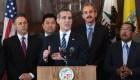 Eric Garcetti pide solución para menores indocumentados detenidos