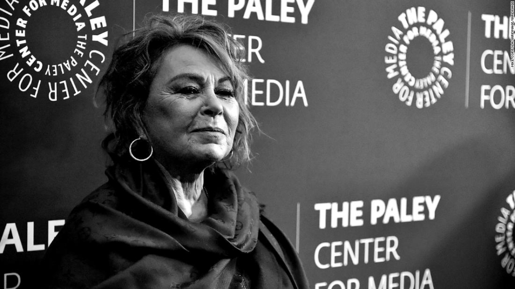 Roseanne Barr en el The Paley Center for Media el 26 de marzo de 2018.