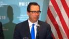 Mnuchin habla sobre aranceles ante preocupación del G7