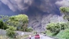 Minutos de terror, así fue la erupción del volcán de Fuego en Guatemala