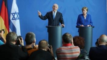 Netanyahu quiere que Europa abandone acuerdo nuclear con Irán