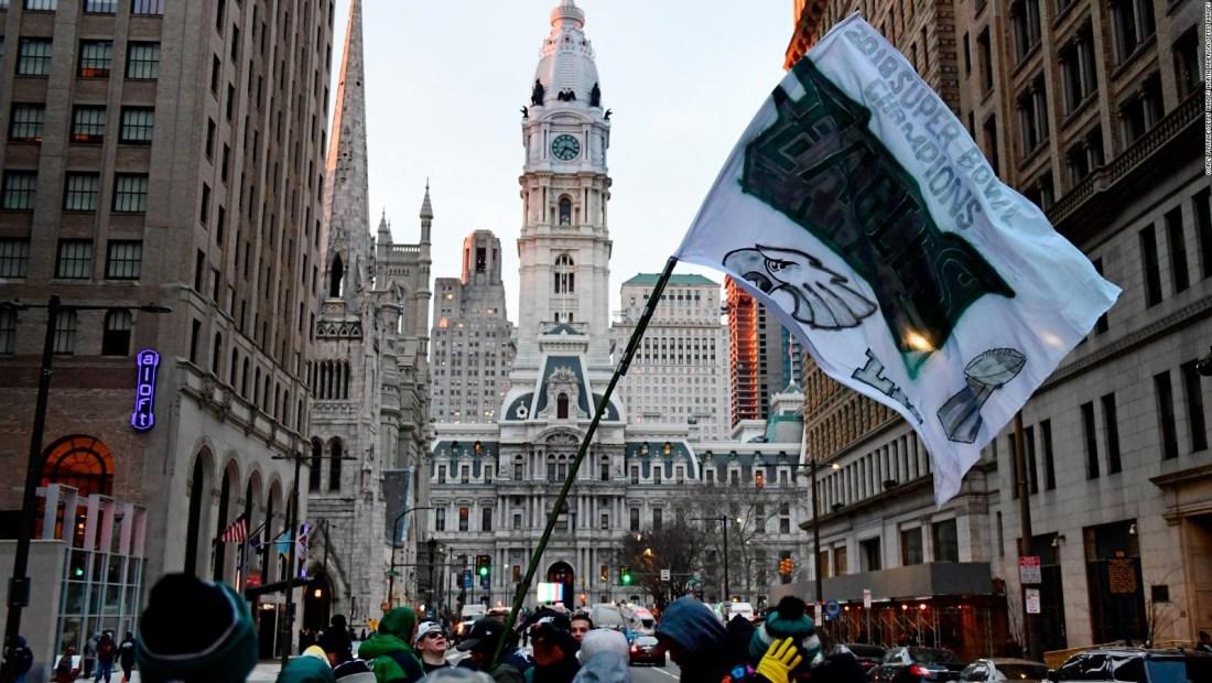 ¿Desairaron los Eagles de Filadelfia a Trump?