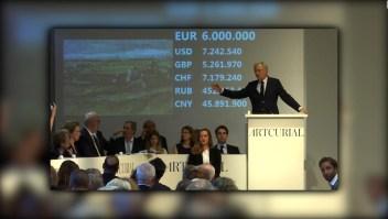 #ElDatoDeHoy: Un Van Gogh por US$ 8 millones