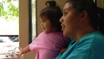 Madre hondureña y su hija podrían obtener asilo en EE.UU.