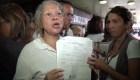 Los pacientes crónicos protestan en Venezuela