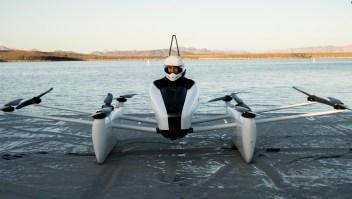 Flyer, ¿el auto volador del futuro?