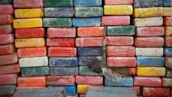 EE.UU. afirma que en Colombia aumentó producción de cocaína