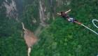 El salto bungee comercial más alto del mundo