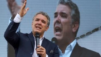 Duque dice que no cambiará la Constitución de Colombia