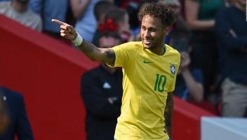 Neymar, la joya brasileña con sed de revancha