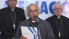 Obispos de Nicaragua se reúnen con Daniel Ortega