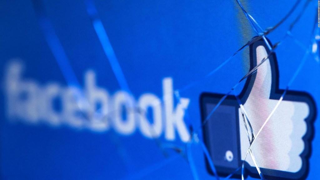 Facebook expone información de 14 millones de usuarios