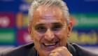 Tite, el timonel de Brasil para Rusia 2018